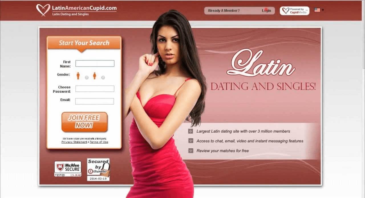 latinamericacupid